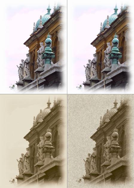 Régi fénykép GIMP képszerkesztőben 4.