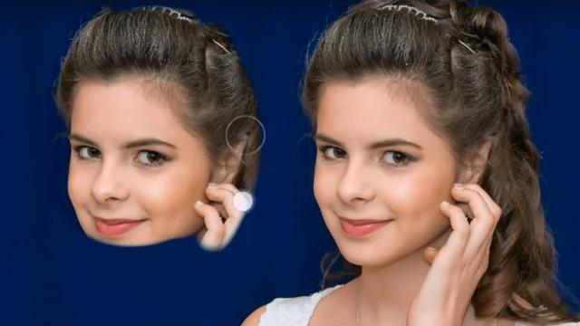 Photoshop Touch - Hogyan festheted át a kép egy részletét más területre