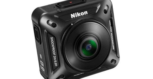 Nikon Keymission 360 (első blikkre)