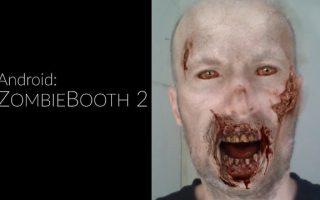 Android szoftver: ZombieBooth 2 (bemutató)