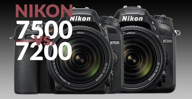 Nikon D7500 vs  D7200 fényképezőgép előzetes - Digiretus hu