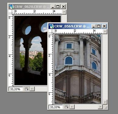 Képek összemosása Photoshopban 1.