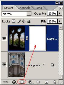 Képek összemosása Photoshopban 3.