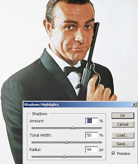 Moziplakát készítése Photoshopban 5