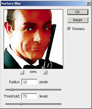 Moziplakát készítése Photoshopban 7