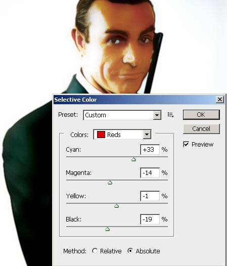 Moziplakát készítése Photoshopban 9