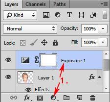 Photoshop munkamenet - Portré retusálás 11