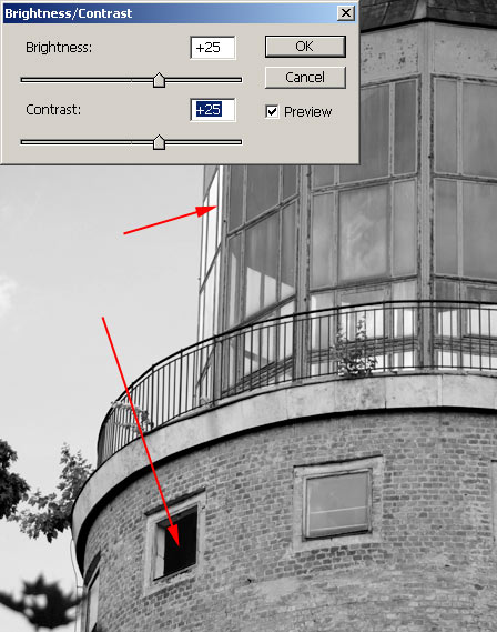 Világosság és kontraszt III. Photoshopban 3