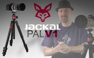 Magyar fotóállvány - Jackal Pal V1 teszt
