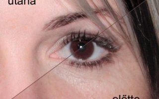 Arcbőr simítása II. Photoshopban 5.