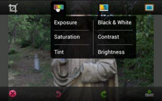 Adobe Photoshop Express II. rész - világosság és színek 1.