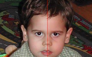 Arcbőrszín javítása Photoshopban
