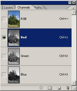 Polárszűrő hatás III. Photoshopban 3.