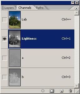 Polárszűrő hatás III. Photoshopban 4.