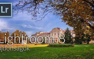 HDR panoráma és társai - A Lightroom CC 8.0 újdonságai