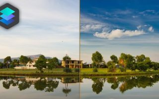 Új égbolt javító eszköz Luminarban