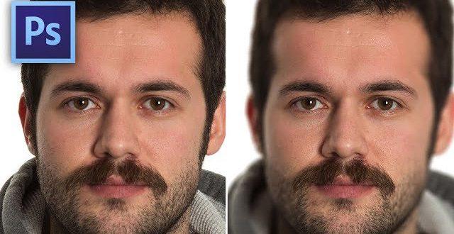 Szűken éles portré Photoshopban