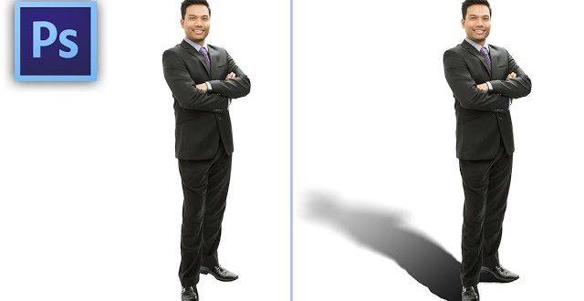 Valódi vetett árnyék Photoshopban