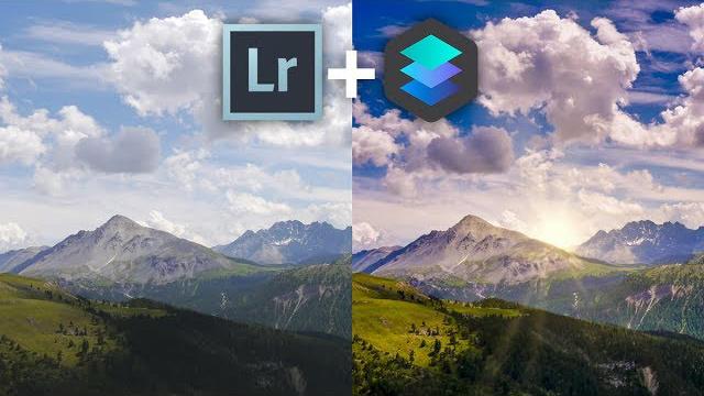 Lightroom + Luminar - Egy kép, két konverter