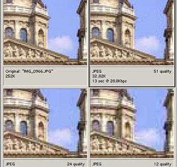 Webre mentés Photoshopban