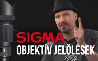 Sigma objektivek jelölései