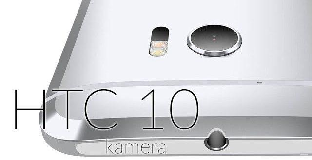 HTC 10 kamera bemutató