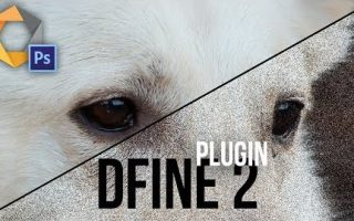 Photoshop plugin - Nik Collection 2 - DFine 2