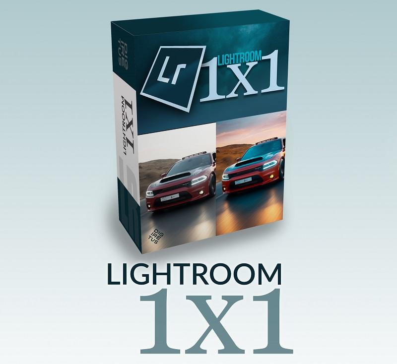 Lightroom 1x1