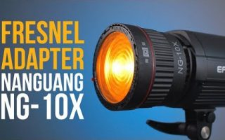 Fresnel adapter - Nanguang NG-10x