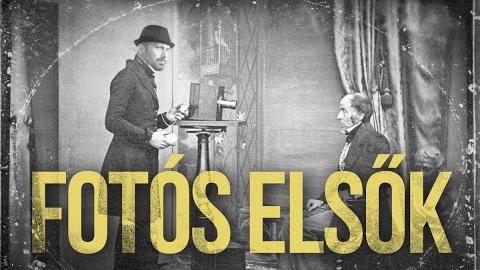 Fotós elsők