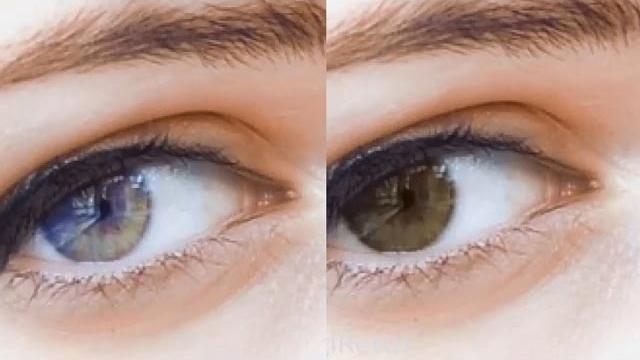 Photoshop Touch - Hogy változtathatod meg a szem színét