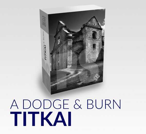 Dodge & Burn Photoshop Videó