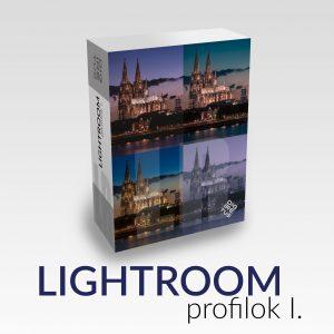 Lightroom Profilok I.