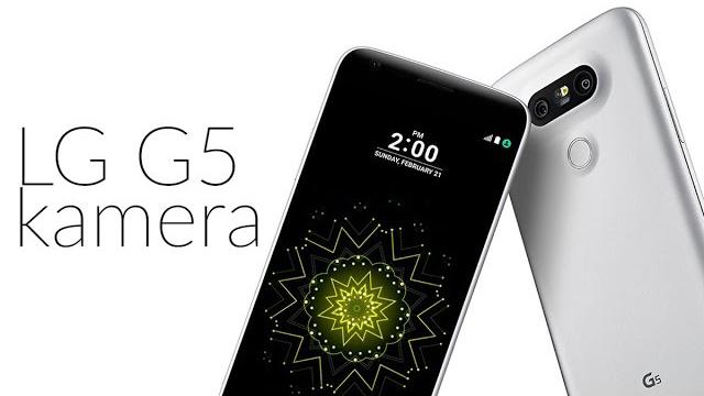 LG G5 mobiltelefon kamera teszt