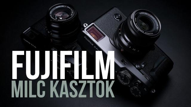 Fujifilm kasztok MILC típusszámok és kategóriák