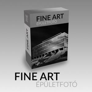 FINE ART ÉPÜLETFOTÓ Photoshop videó