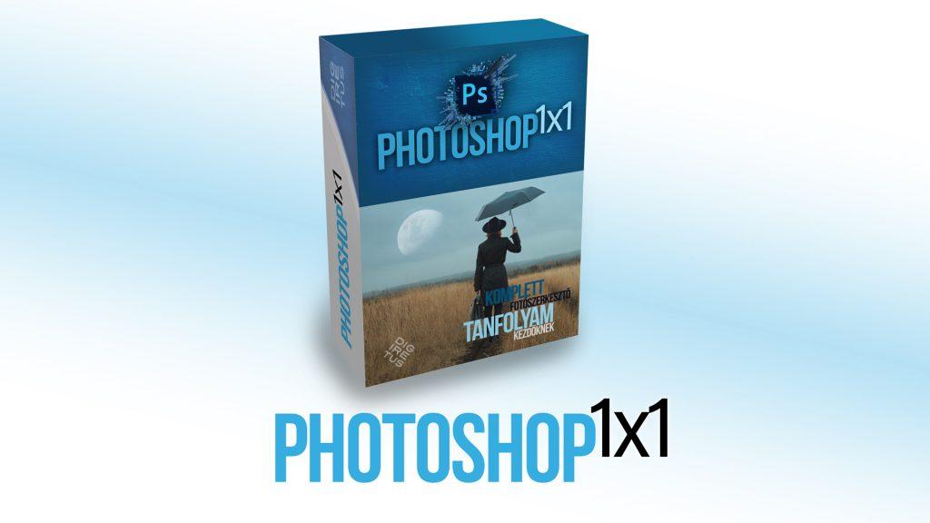 Photoshop 1x1 tanfolyam