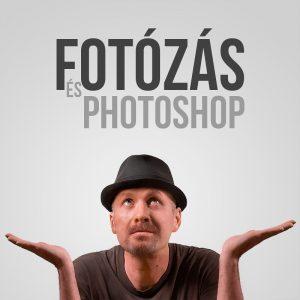Photoshop tanfolyam és fotózás